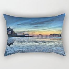 Cromer Pier Rectangular Pillow