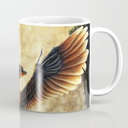 Archaeopteryx Lithographica Commission Coffee Mug