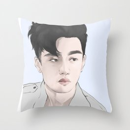 EXO DO Throw Pillow