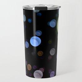 Shiny spheres   2 Travel Mug
