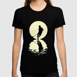 Moon Floor Ball Tee T-shirt
