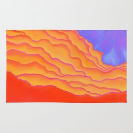 Lava Rug