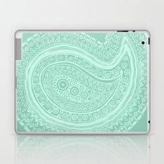 C13 paisley pattern Laptop & iPad Skin
