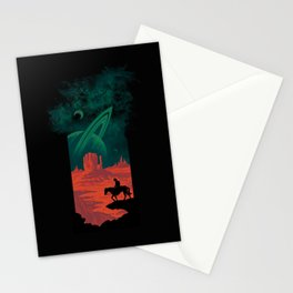 Final Frontiersman Stationery Cards
