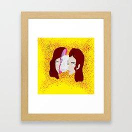 Kill Bill Mood Framed Art Print