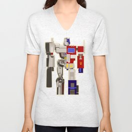 More Than Meets the Eye Unisex V-Neck