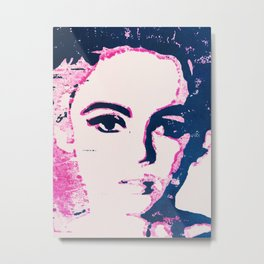 Edie Metal Print
