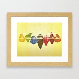 The Dwarves Framed Art Print