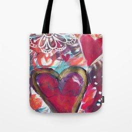 My Loving Heart Tote Bag