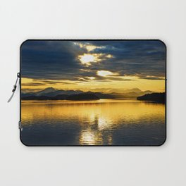 Hills Of Gold Laptop Sleeve