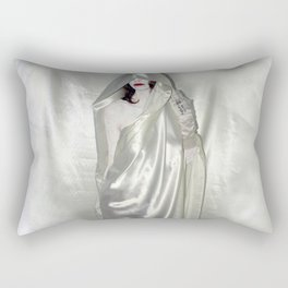 """say no to patriarchy / """"the justice"""" Rectangular Pillow"""