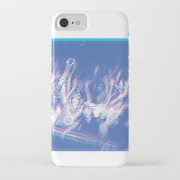 concert iPhone & iPod Cases featuring CONCERT by TOO MANY GRAPHIX