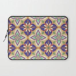 Colorful mediterranean tile Laptop Sleeve