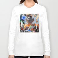 lebron Long Sleeve T-shirts featuring Show Me The Money by artbynatejames
