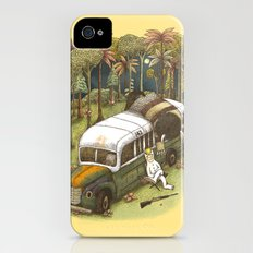 Into The Wild Things iPhone (4, 4s) Slim Case