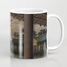 Miyajima and Galaxy Coffee Mug