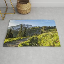 A Hike to Remember Rug