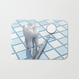 Dental hygiene Bath Mat