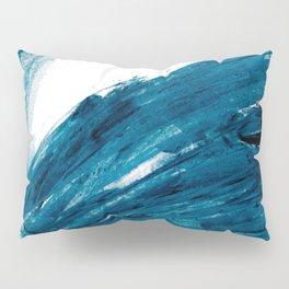 Bunny Blue Pillow Sham