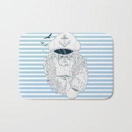 Sailor Monkey Bath Mat
