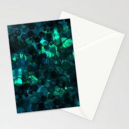 Fever Pitch - Aqua Variant Stationery Cards