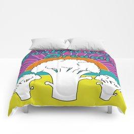 Cauliflower Dreamin' Comforters