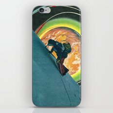 Punto di atterraggio iPhone & iPod Skin