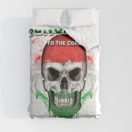 To The Core Collection: Hungary Comforters