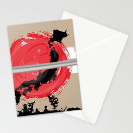 Katana Stationery Cards