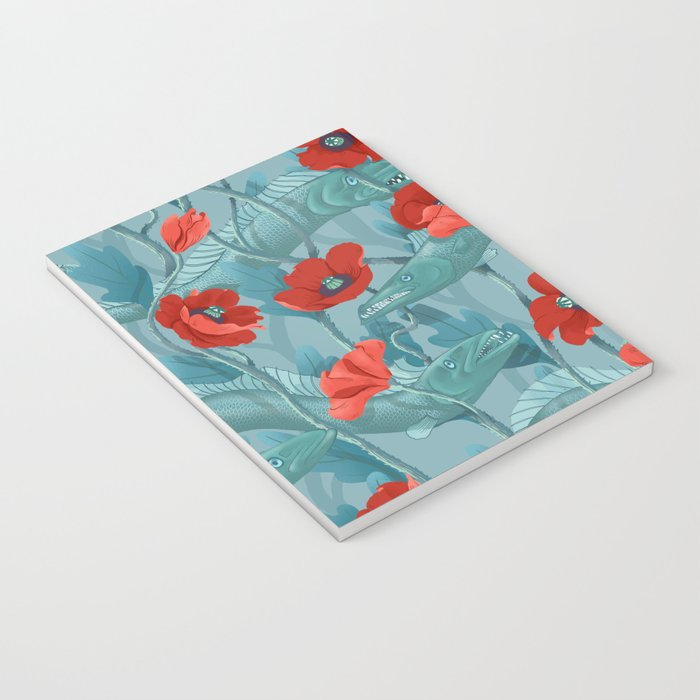 Barracuda - Aqua version Notebook