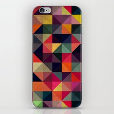 Colors Pattern iPhone & iPod Skin