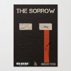 The Cobra Unit - The Sorrow Canvas Print
