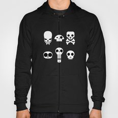 All skulls, all the time. Hoody