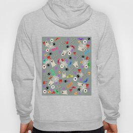 Maybe you're haunted #5 Hoody
