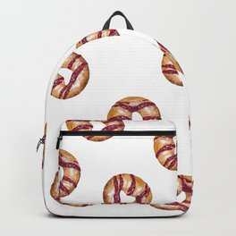 AB&J Donut Backpack