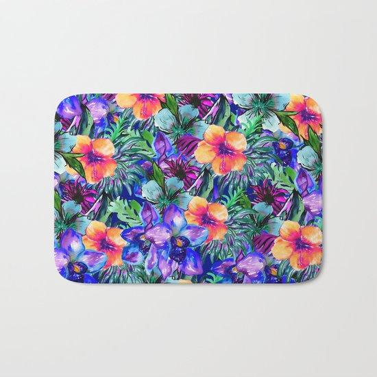 My Tropical Garden 9 Bath Mat