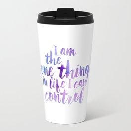 Hamilton: One Thing in Life Travel Mug