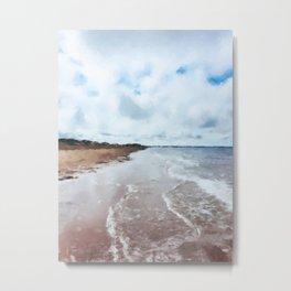 Dalvay Beach Metal Print