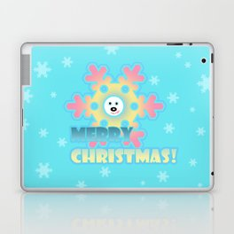 Fun snowflake 2 Laptop & iPad Skin