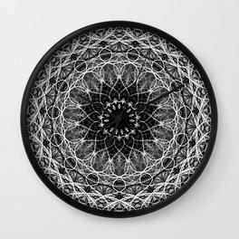 Vibe Mandala Wall Clock