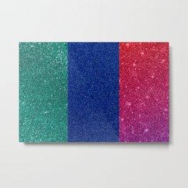 monsta x color Metal Print