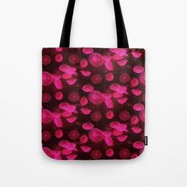 PINK JELLFISH Tote Bag