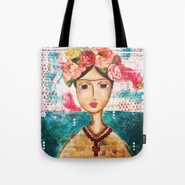 Coco's Closet - Inspired by Frida Tote Bag