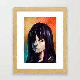 Original - Advent Framed Art Print