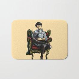Levi sit down Bath Mat