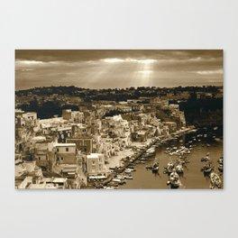 Arturo's island Canvas Print