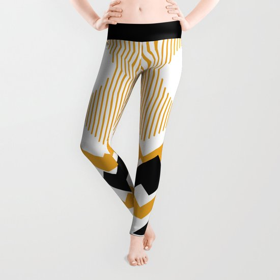 The Day The Sun Disappears Leggings