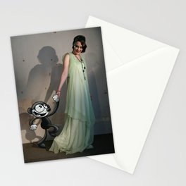 A Night at the Pictures Stationery Cards