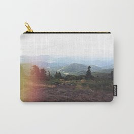 Dreamy Mountain Views Carry-All Pouch