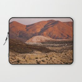 The Pinkest Sunset (Red Rock State Park, California) Laptop Sleeve